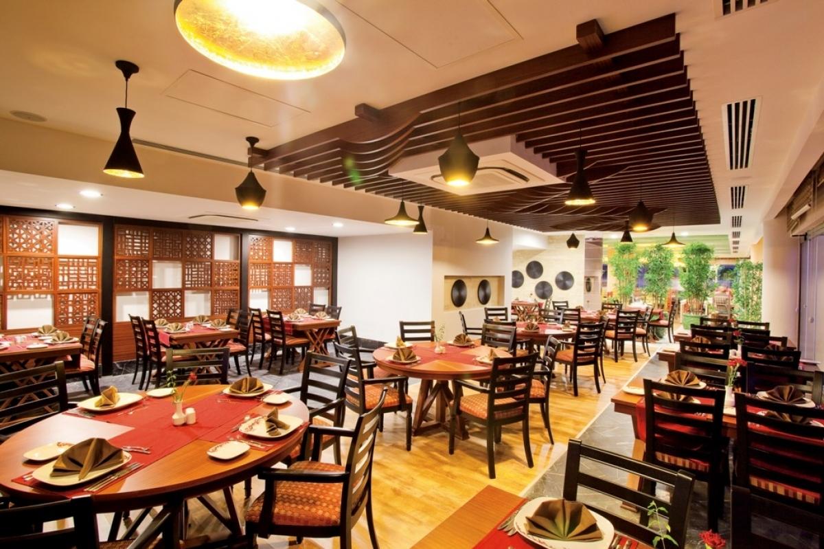 Thai Phoon Fernost À la Carte Restaurant