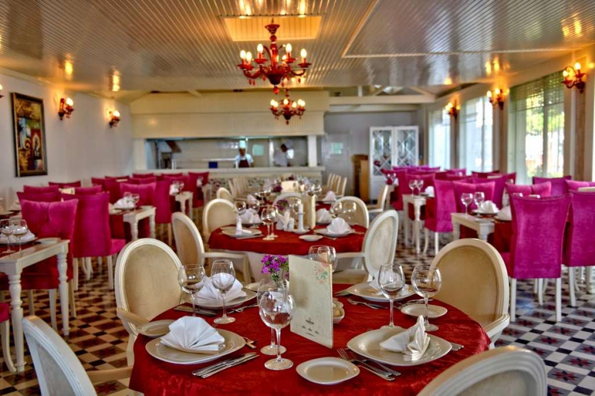Ресторан османской кухни Osmanlı A'la Carte
