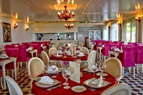 Ottomaans A'la Carte Restaurant